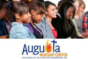 Youth and Young Adults at Augusta Worship Center