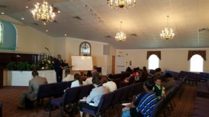 Augusta Worship Center Christian Education