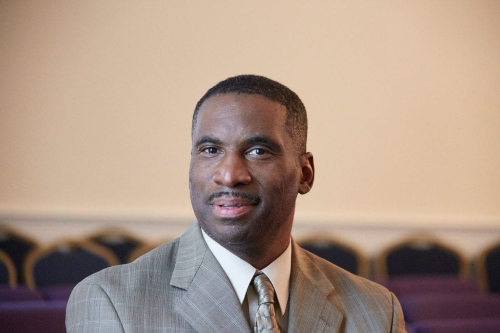 Deacon Kevin White