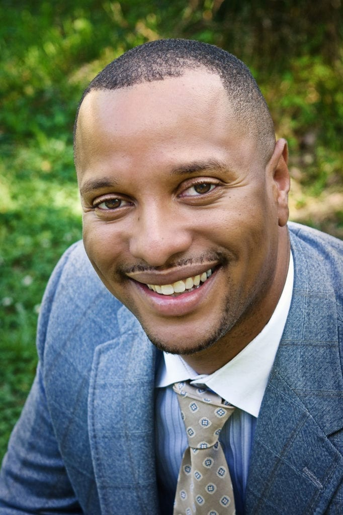 Pastor Jay Johnson